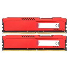 Оперативная память Kingston 32GB DDR4 3200Mhz HyperX Fury Red 2x16GB