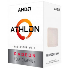 Процессор AMD Athlon 200GE Raven Ridge (AM4, L3 4096Kb)