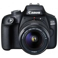Зеркальный фотоаппарат Canon EOS 4000D Kit 18-55мм