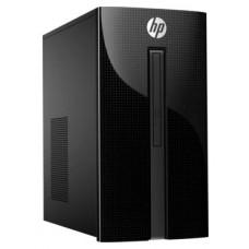 Компьютер HP 460-a210ur Mini-Tower/Intel Pentium J3710/4 ГБ/1000 ГБ HDD/DOS (4XJ29EA)