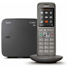 Радиотелефон Gigaset CL660A RUS ANTHRACITE (S3082-H2824-S321)