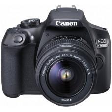 Зеркальный фотоаппарат Canon EOS 1300D III