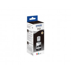 Чернила Epson 112 Ink Bottle Black (C13T06C14A)