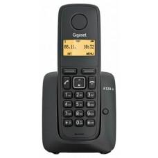 Радиотелефон Gigaset A120 RUS BLACK (S30852-H2401-S301)