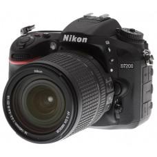 Зеркальный фотоаппарат Nikon D7200 18-140мм