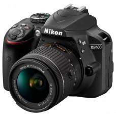 Зеркальный фотоаппарат Nikon D3400 18-55мм