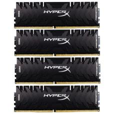 Оперативная память Kingston 32GB DDR4 3600Mhz HyperX Predator 4x8GB