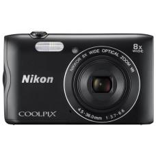Компактный фотоаппарат Nikon Coolpix A300
