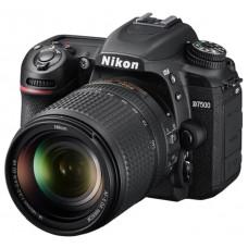 Зеркальный фотоаппарат Nikon D7500 18-140мм