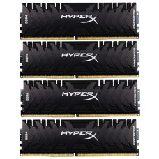 Оперативная память Kingston 64GB DDR4 3000Mhz HyperX Predator Black 4x16GB