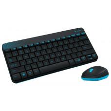 Беспроводная Клавиатура и мышь Logitech MK240