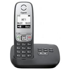 Радиотелефон Gigaset A415A RUS BLACK (S30852-H2525-S301)