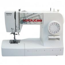 Швейная машина TOYOTA Jeans 15 White
