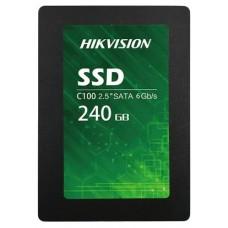 Твердотельный накопитель Hikvision 240 GB (HS-SSD-C100/240G)