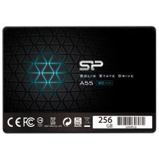Твердотельный накопитель Silicon Power 256 GB A55