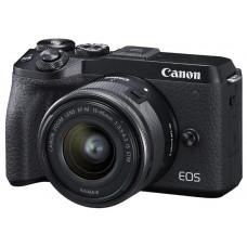 Фотоаппарат Canon EOS M6 Mark II Kit