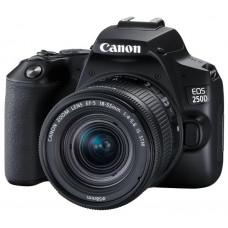 Зеркальный фотоаппарат Canon EOS 250D Kit 18-55 мм STM Wifi