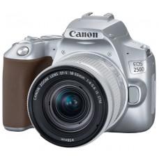 Зеркальный фотоаппарат Canon EOS 250D Kit 18-55 мм III Wifi