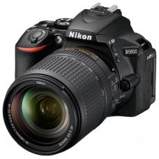 Зеркальный фотоаппарат Nikon D5600 Kit 18-140 мм Wi-Fi
