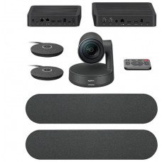 Веб-камера Logitech ConferenceCam Rally Ultra HD Plus (DUAL SPEAKER)