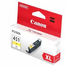 Картридж Canon CLI-451Y XL (6475B001) для Canon PIXMA MG7140/6340 685стр.