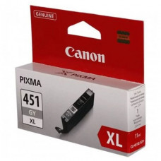Картридж Canon CLI-451GY XL (6476B001) для Canon PIXMA MG7140/6340 3350стр.