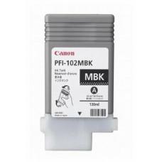 Картридж Canon PFI-102BK (0895B001) для Canon IPF605/750 (130 мл)
