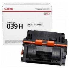 Картридж Canon 039H для Canon LBP351x/352x