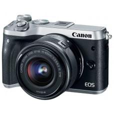 Фотоаппарат Canon EOS M6 Kit 15-45 мм