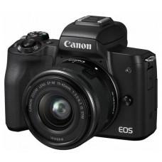 Фотоаппарат Canon EOS M50 Kit 15-45 мм