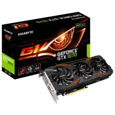Видеокарту GIGABYTE GeForce GTX 1070 8Gb/256bit G1 Gaming