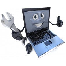 Диагностика неисправности ноутбука