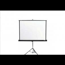 Экран для проектора I-VIEW 200 x 200 (1:1) на треноге