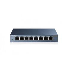 Гигабитный настольный 8-портовый коммутатор TP-LINK TL-SG108